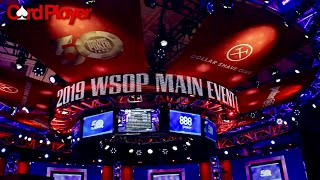 2019 WSOP Main Event: Final Table Day 2 Recap