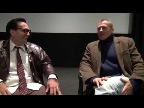 James Burns Interview - Boston Film Festival 2013