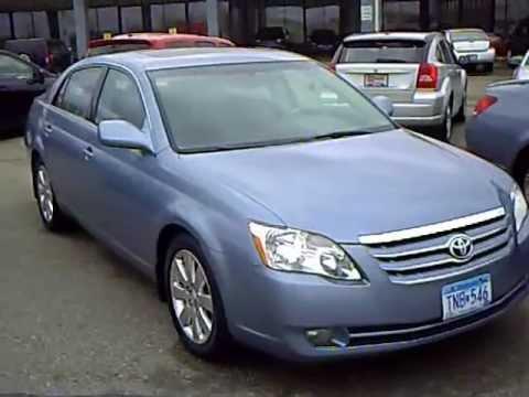 2006 Toyota Avalon Xls Youtube