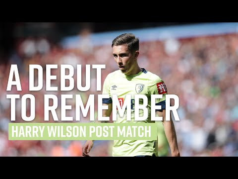 A DEBUT TO REMEMBER 🔥| Harry Wilson reflects on his goal and win over Aston Villa