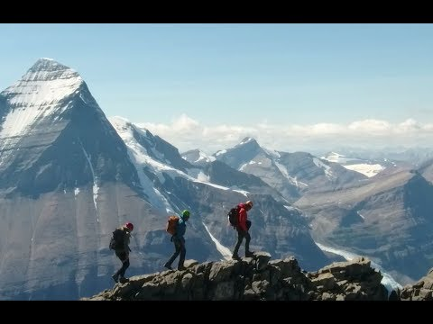 2018/2019 Banff Centre Mountain Film Festival World Tour (Canada/USA)