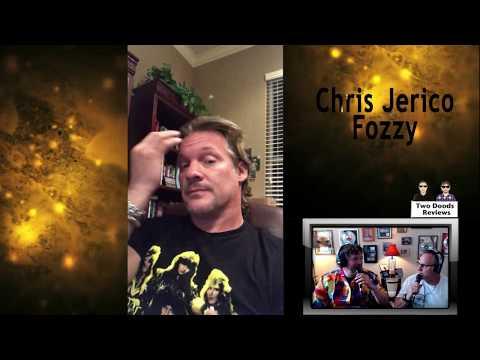 Chris Jericho from Fozzy - Judas Album Review and Walkthrough