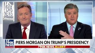 Piers Morgan on Hollywoods Hatred of Trump