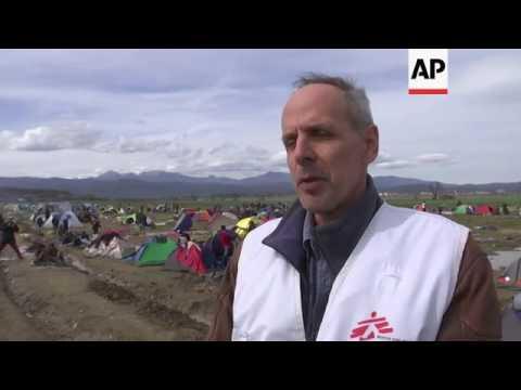 70% of migrant children in border camp are sick