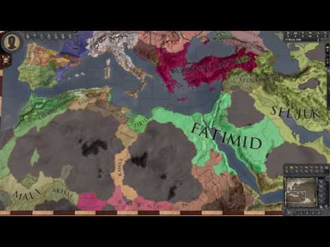 CK2 - Ibn Battuta's World testing - Fatimids rock