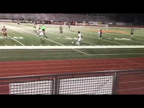 Stephon Davis - Goal vs Wekiva HS