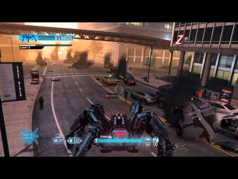 Watch Dogs Digital Trip Spider Tank (TheWorse Mod)