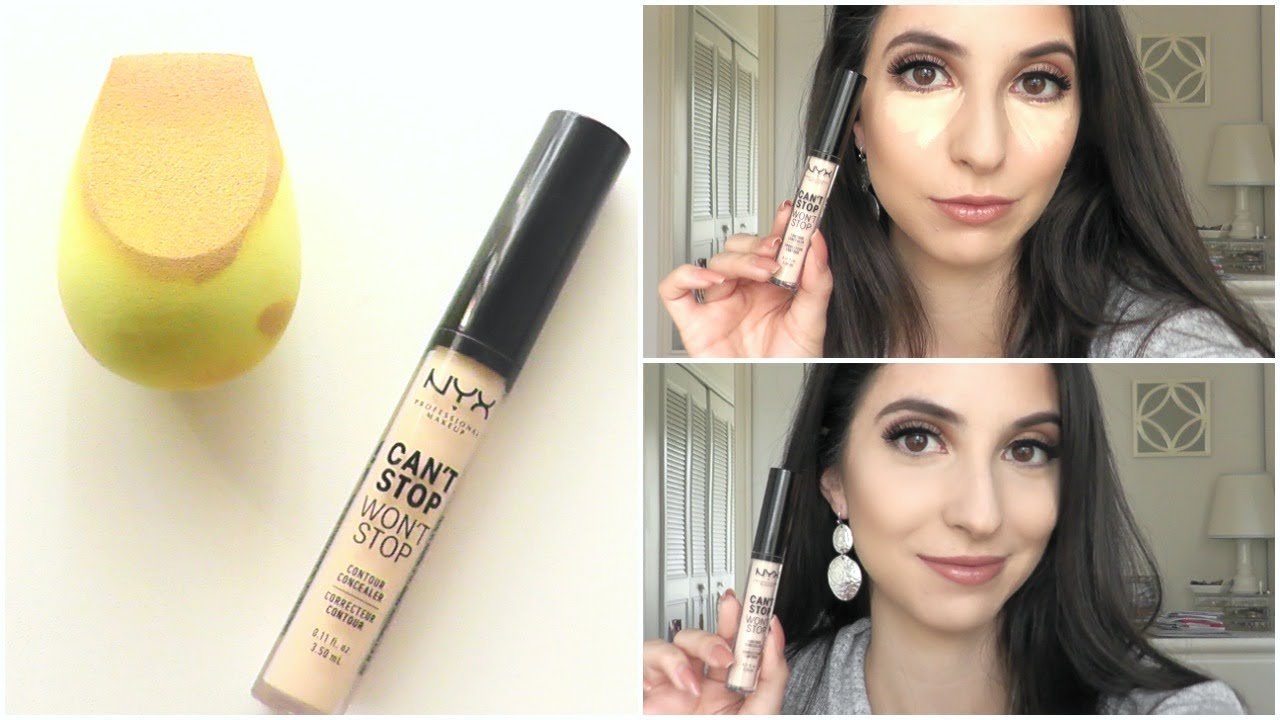 Can't Stop Won't Stop Concealer by NYX Professional Makeup #5