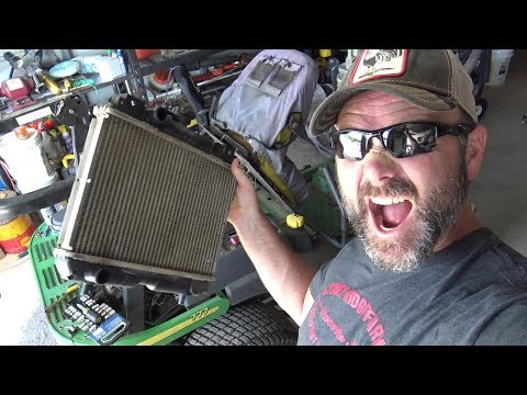 How to (successfully) repair a radiator.....weld or epoxy..or..plan C??