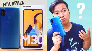 Samsung Galaxy M30s Full in-depth Review 🤔🤔