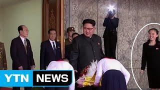 """""""김여정, 미혼 아니다...남편은 평민 출신 엘리트"""" / YTN (Yes! Top News)"""