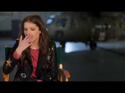 PITCH PERFECT 3 : The Cast Behind the s   Anna Kendrick