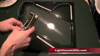 How to Add LED Lights to a PC / Computer Case