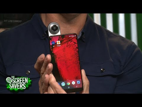 The New Screen Savers 121: Essential Phone Review and Teardown