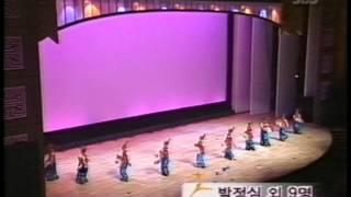 북한예술단 공연