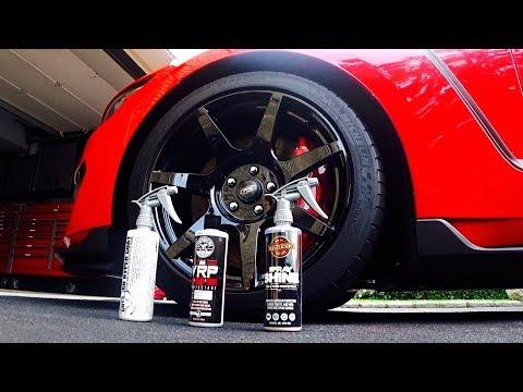 Tire Dressings and Application Method I Use | Auto Fanatic