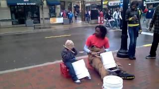 Lil Drummer Badass!