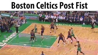 Boston Celtics Post Fist Basketball Offense | NBA Basketball Plays