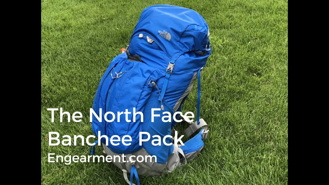 c79b74ec541 North Face Banchee 50 Backpack Review - YouTube