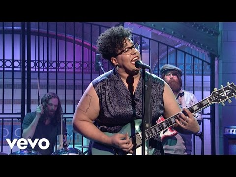 Alabama Shakes - Don't Wanna Fight (Live on SNL)