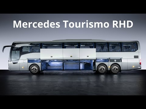 2017 Mercedes-Benz Tourismo RHD - New Star in the Bus and Coach Firmament