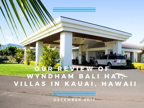 Wyndham Bali Hai Villas R E V I E W In Kauai