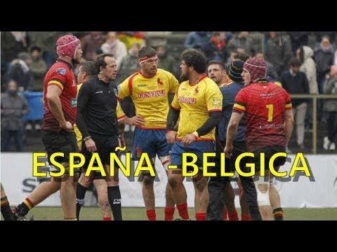 Arbitro España - Bélgica Rugby / Referee Spain - Belgium Rugby