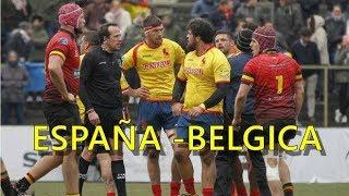 Árbitro España - Bélgica Rugby / Referee Spain - Belgium Rugby