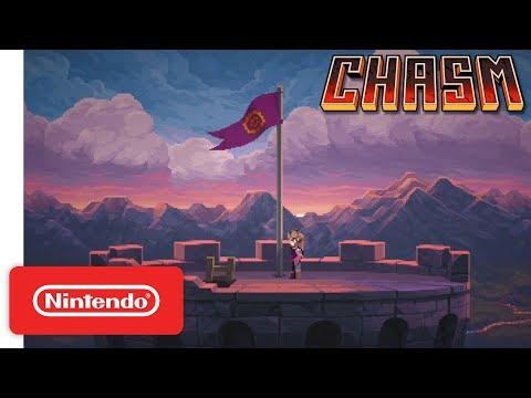Chasm - Launch Trailer - Nintendo Switch