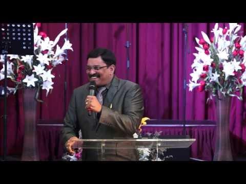 Paul Thangiah at Bethel New Life Christian Fellowship