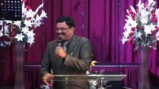 Paul Thangiah at Bethel New Life Christian Fellowship