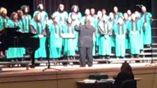 SWING LOW - THE MILFORD MILL CONCERT CHORALE