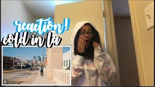 WHY DON'T WE - COLD IN LA MUSIC VIDEO [REACTION]