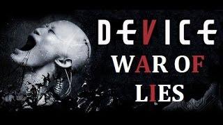 "⭐ Device ⭐ ""War of Lies"" Lyrics on screen HD"