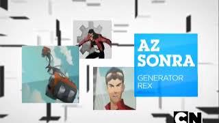 India Cartoon Network | Generator Rex | Bald | 2011-2015