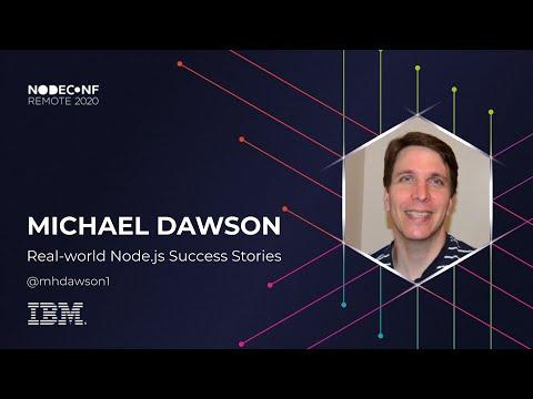 Real-world Node.js Success Stories