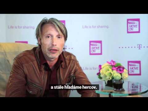 Telekom - Move On - Zahraj si vo filme s Madsom Mikkelsenom z Casino Royale