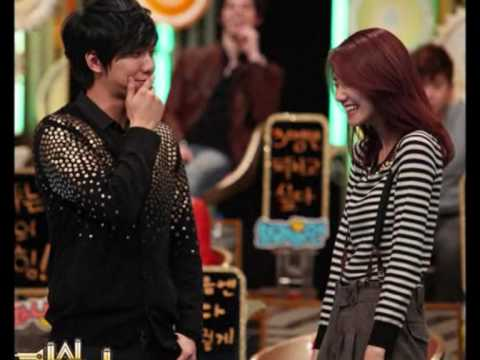 First Couple 2014 Lee Seung Gi & SNSD Yoona from YouTube · Duration:  3 minutes 30 seconds