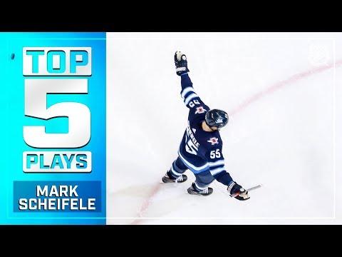 Top 5 Mark Scheifele plays from 2018-19