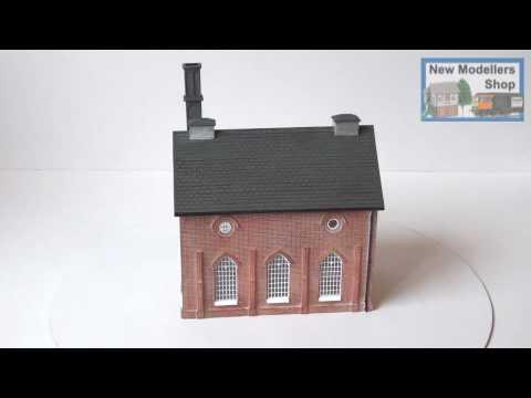 Hornby R8991 Water Works Building