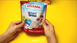 Milkana Milky Snack - Heart Shape