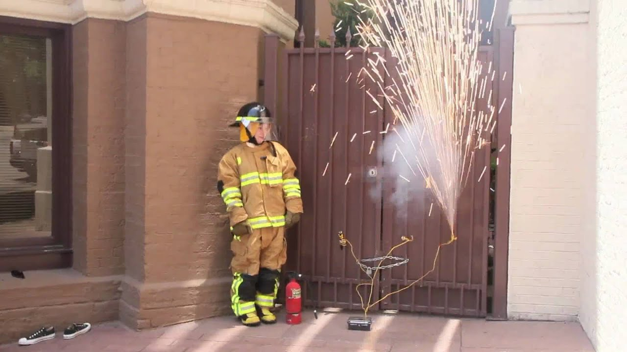 Mom Blog: Fit & FearLESS Files #3 Mommy Firefighter & Safe Firework Fun