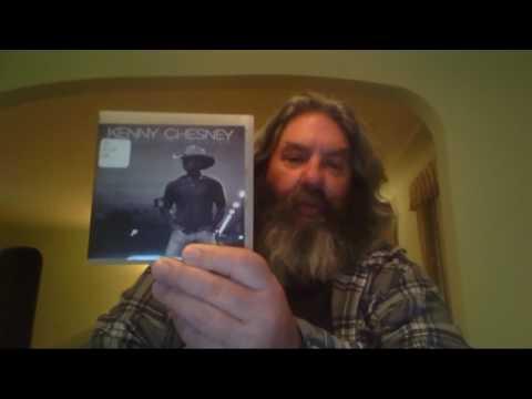 Kenny Chesney Cosmic Hallelujah CD Review