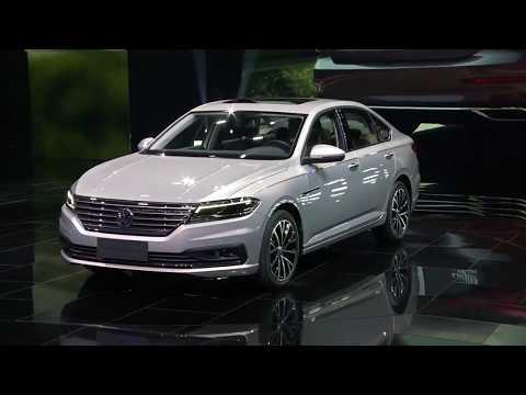 Die neue Premiere von Volkswagen Lavida auf der Auto China 2018