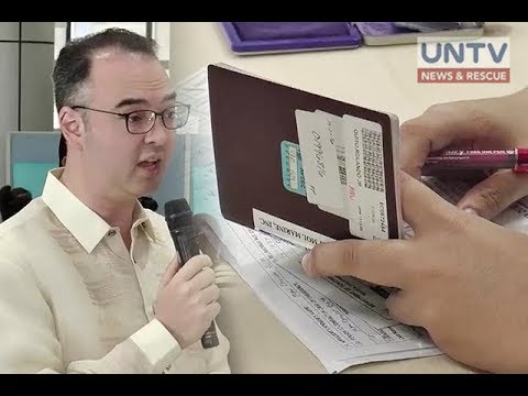 Fast lane passport application para sa mga 1st time OFW, inilunsad ng DFA
