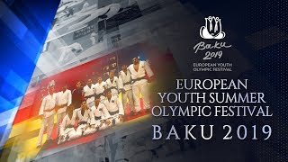 Baku 2019 European Youth Summer Olympic Festival
