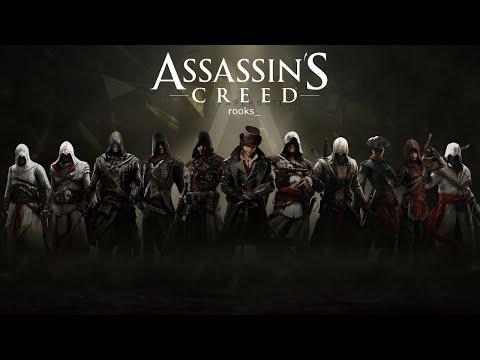 ВCE литералы Assassins Creed подряд! (HD 720p!)