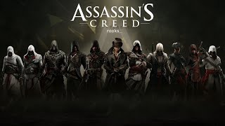 ВCE литералы Assassin's Creed подряд! (HD 720p!)