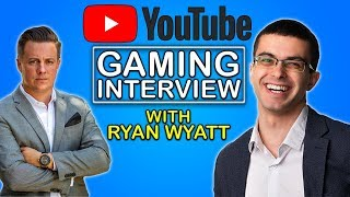 Interviewing the Head of YouTube Gaming while playing Fortnite!
