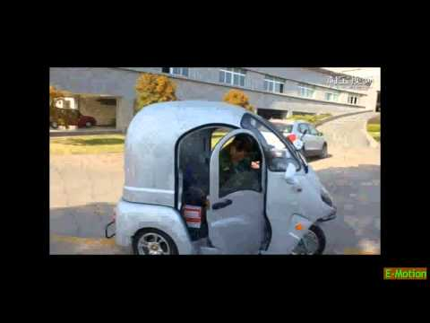 The Big Boy mobility scooter from Newage Vehicles